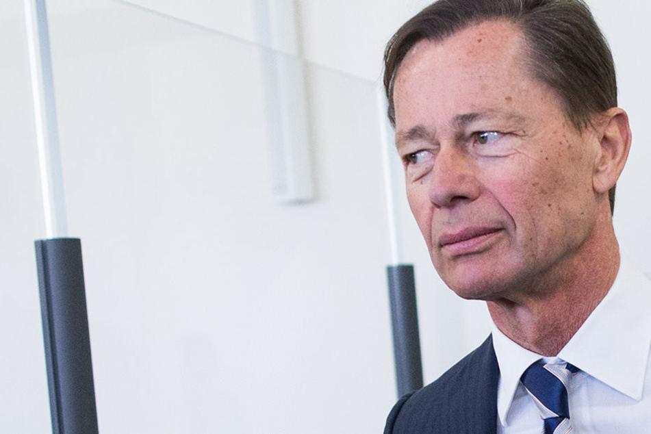 Ex-Arcandor-Chef Middelhoff nimmt Antrag auf Haftverkürzung zurück