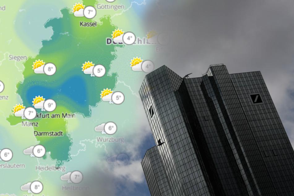 Sonne adé: So wird das Wetter in Hessen
