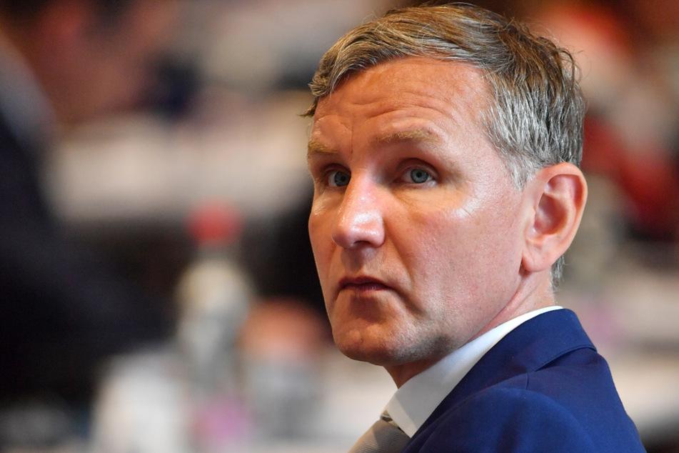 """AfD-Höcke besucht Bayerns Landtag: """"Nicht willkommen"""""""