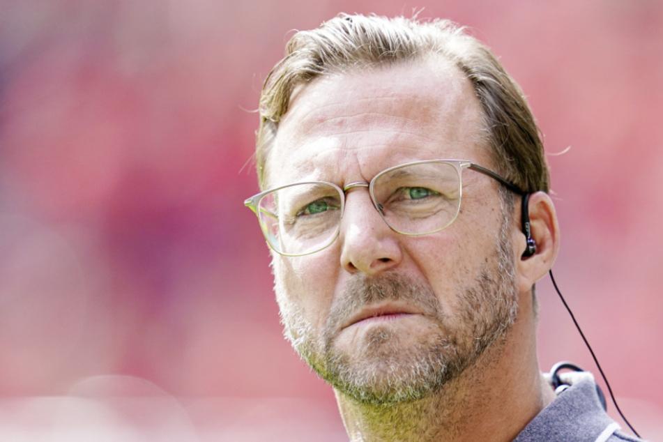 Trainer Sascha Hildmann (48). (Archivbild)