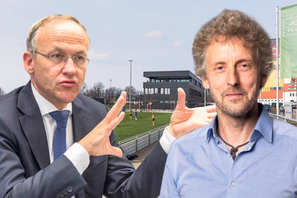 Verlängerung im Kampf um die Dynamo-Million: Trainingszentrum teurer als geplant