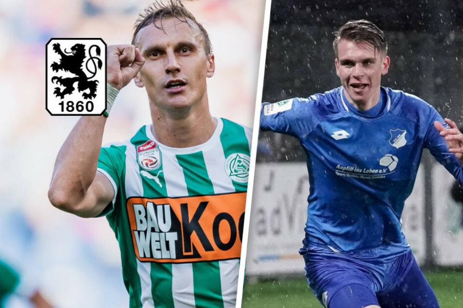 Zwei neue Löwen! TSV 1860 München verpflichtet Martin Pusic und Tim Linsbichler
