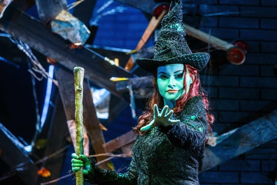 """Mit """"Wicked"""" wird das erste Musical-Theater nach 18 Monaten Corona-Pause wiedereröffnet. (Archivbild)"""