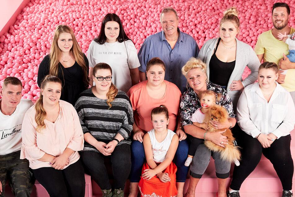 """""""Die Wollnys – Eine schrecklich große Familie"""" kehrt am 6. Januar mit der 13. Staffel bei RTLZWEI zurück."""