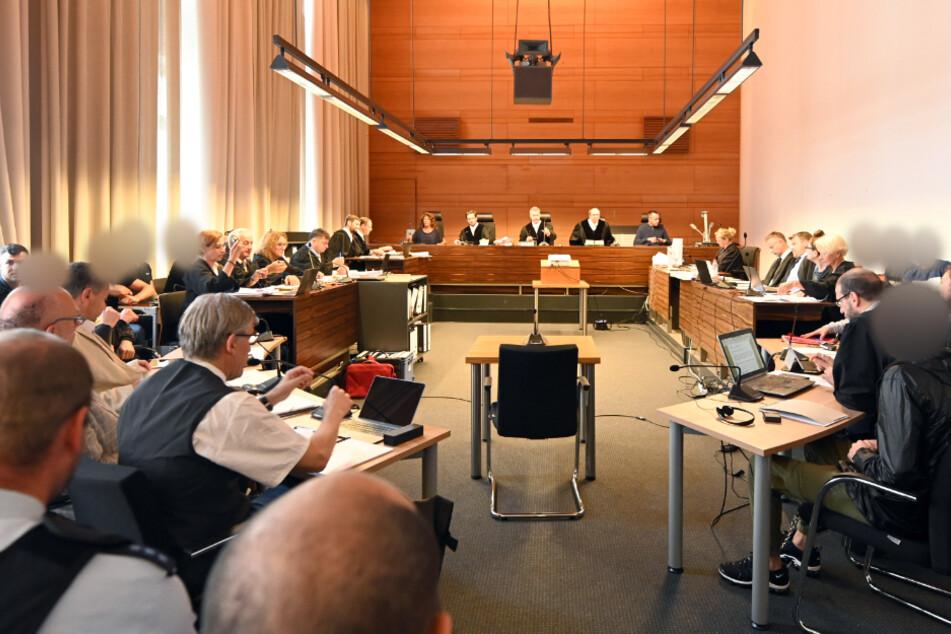 Junge Frau in Freiburg von Männergruppe vergewaltigt: Fünf Urteile rechtens