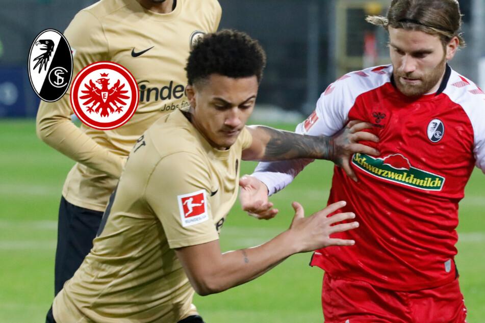 Keine Jovic-Show: Eintracht verpasst in Freiburg den fünften Sieg in Serie