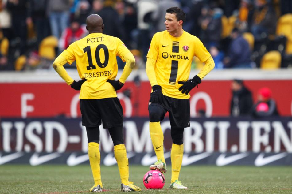 Dynamo Dresden war für Petar Sliskovic (r.) eine von mehreren Leihstationen, bei der er sich nicht durchsetzen konnte.