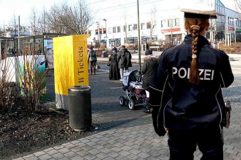 Das Opfer stieg am Merianplatz aus der Straßenbahn. Dort eskalierte die Situation.