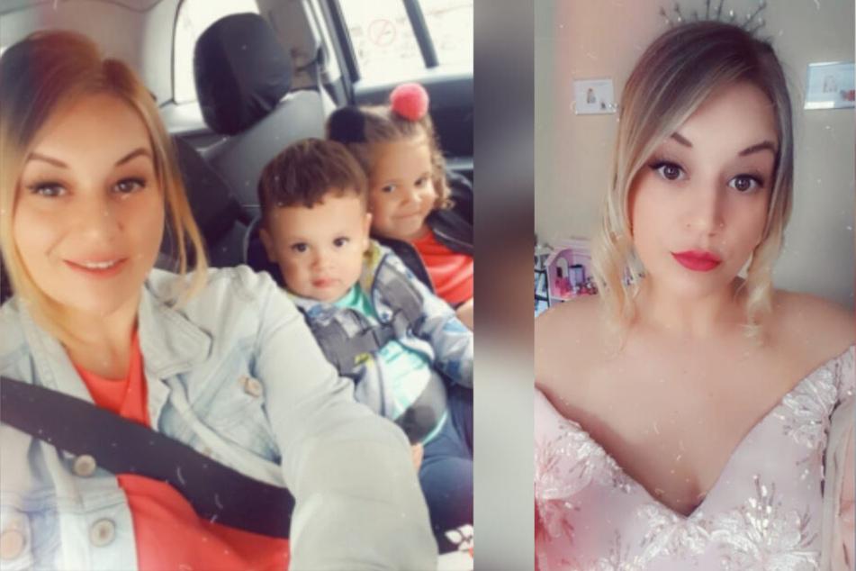 Levi Ogden (26) stand mitten im Leben und hatte bereits zwei Kinder. Jetzt ist sie tot.