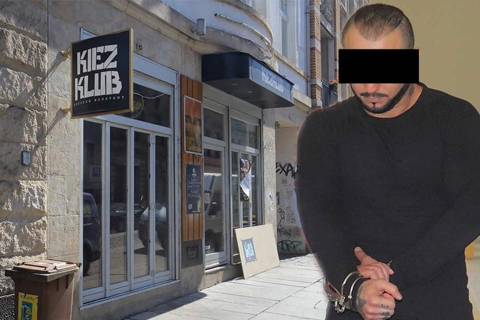 Weil er Soldaten niederstach: Vier Jahre Haft für Messermann