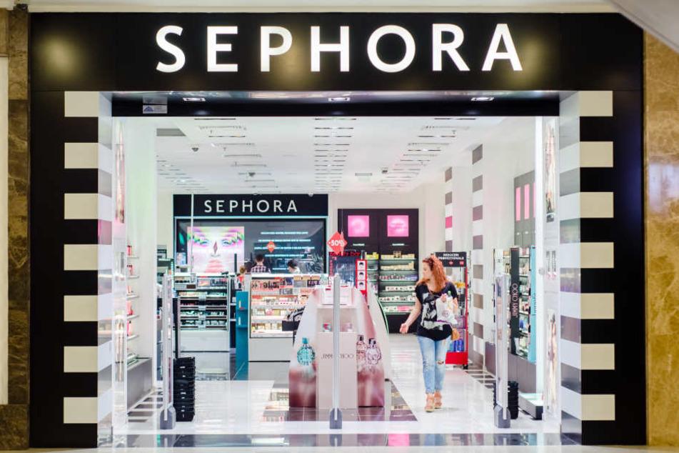 Die französische Kosmetikkette Sephora eröffnet am Donnerstag bei Galeria Kaufhof in der Leipziger Innenstadt.