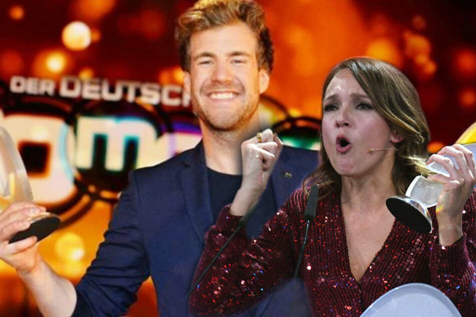 Kebekus und Mockridge räumen bei Comedypreis richtig ab
