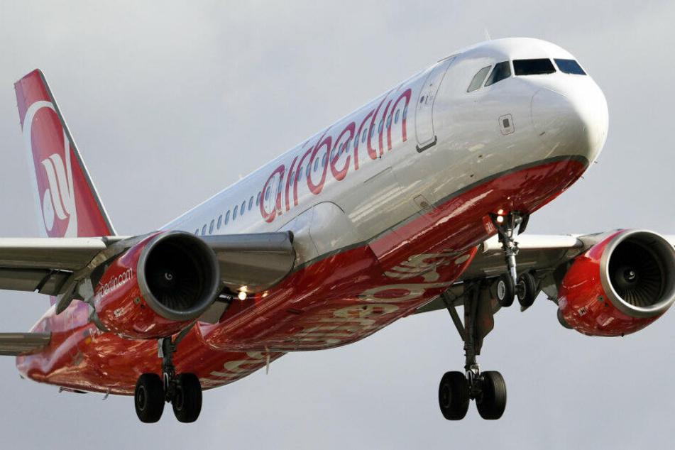 Air Berlin hatte im August 2017 Insolvenz angemeldet.