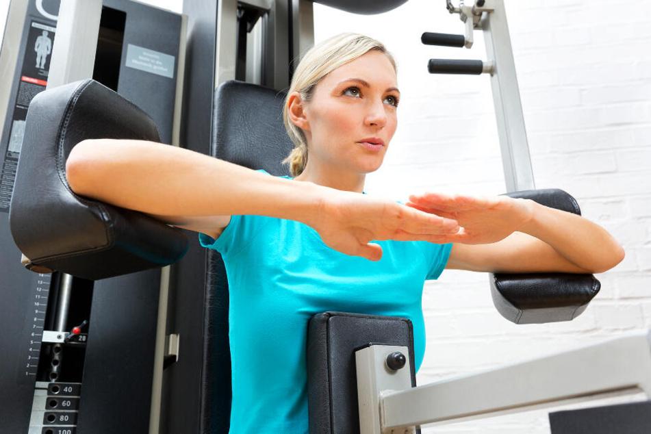 Fokussiert und technisch sauber - so trainierst Du bei KIESER.