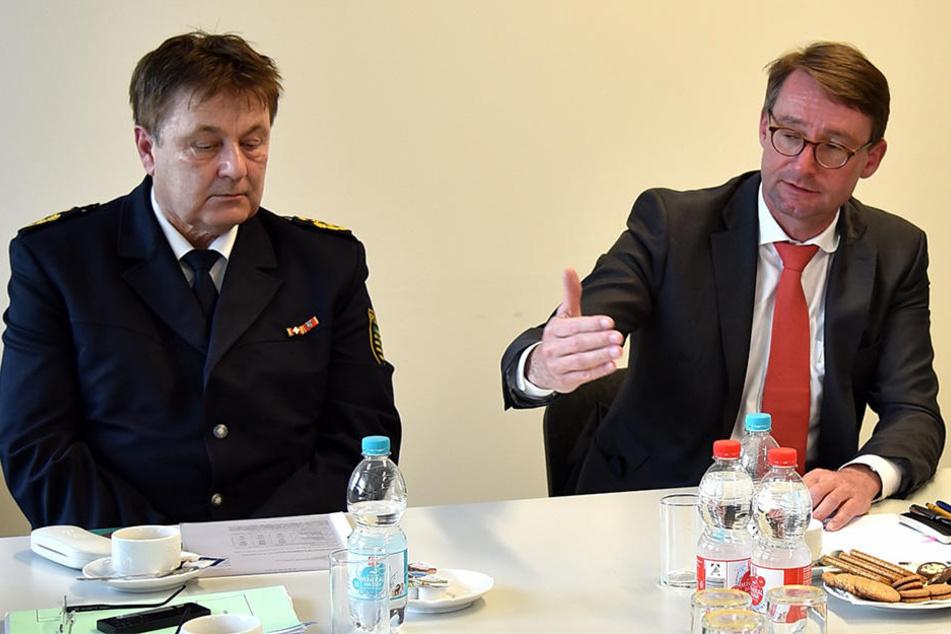 Gewalt soll enden: Wurzens Polizei erhält Verstärkung