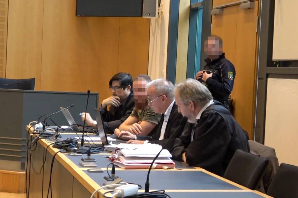 """""""Der Pate"""" vor Gericht: Enorme Sicherheitskontrollen vor Prozess-Auftakt"""