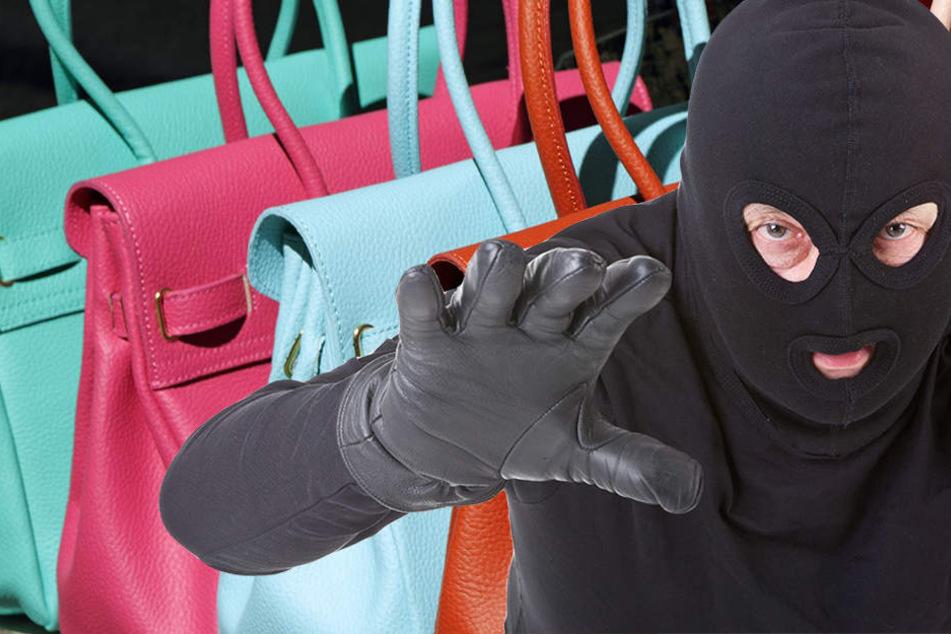 Insgesamt 235 Handtaschen klauten die Diebe. (Symbolbild)