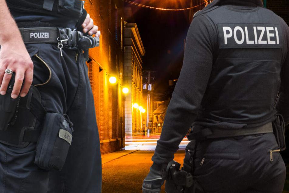 Die Polizei nahm die Nachricht ernst und löste einen Einsatz im Bahnhofsviertel aus (Symbolbild).