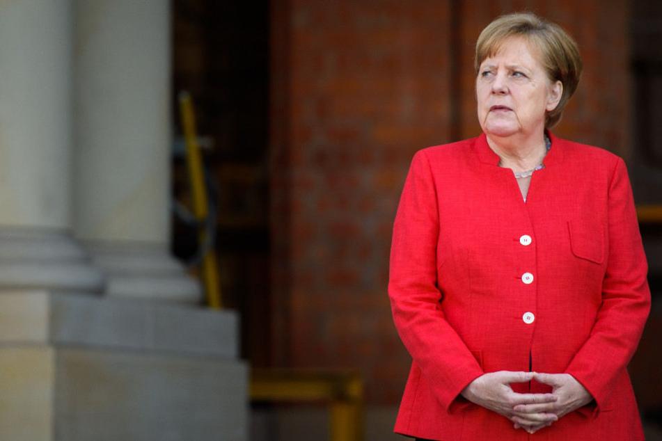Angela Merkel hat sich bereits zu dem Vorfall geäußert.