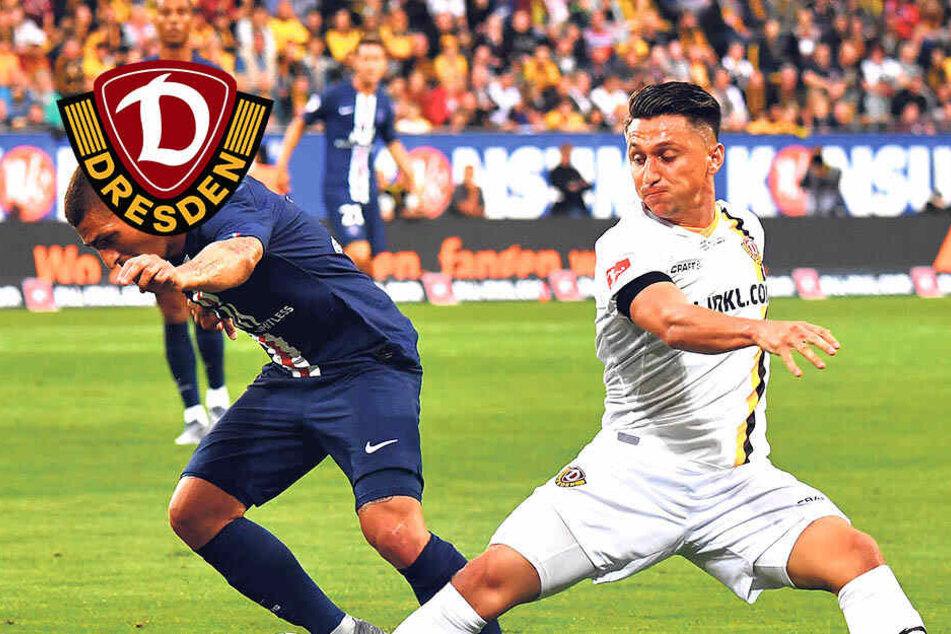 Baris Atik bittet die Dynamo-Fans um mehr Verständnis