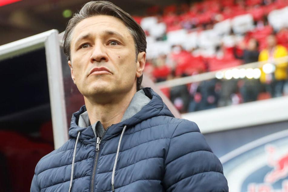 Bayern-Trainer Niko Kovac erhält vom Verein nicht die volle Rückendeckung.