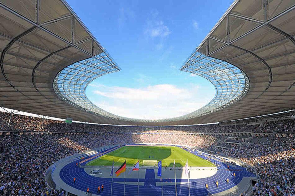 Ein ausverkauftes Olympiastadion: Ist dieser Blick bald Geschichte?