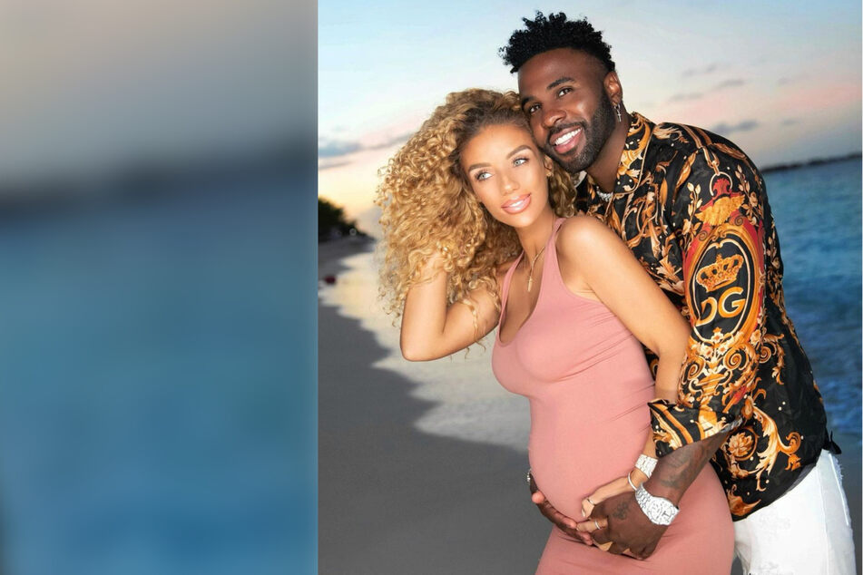 Jason Derulo and his girlfriend Jena Frumes make an exciting announcement