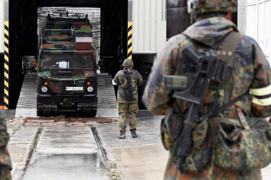 Bundeswehr will in Bayern durch Investitionen einiges verändern