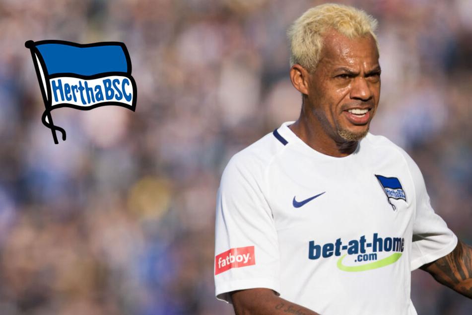 Marcelinho will von Karriereende nichts wissen: Hertha-Legende hat neuen Verein!
