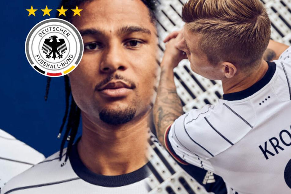 DFB vor Mission 2020: In diesem Trikot wollen wir Europameister werden