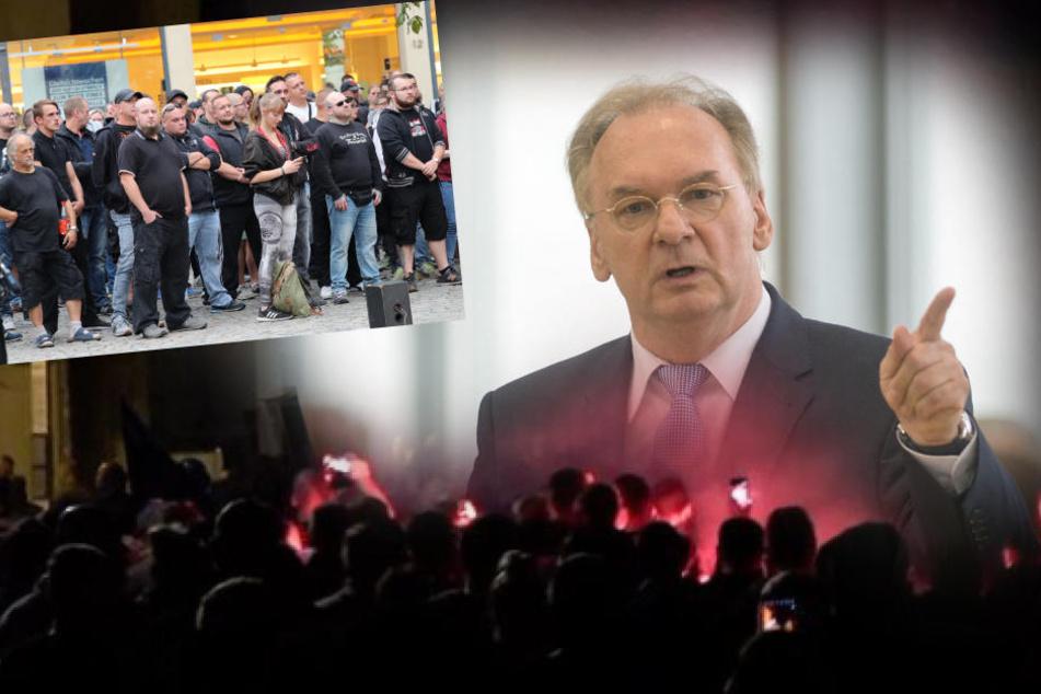 Nazi-Demos in Köthen: Jetzt soll sich die AfD erklären