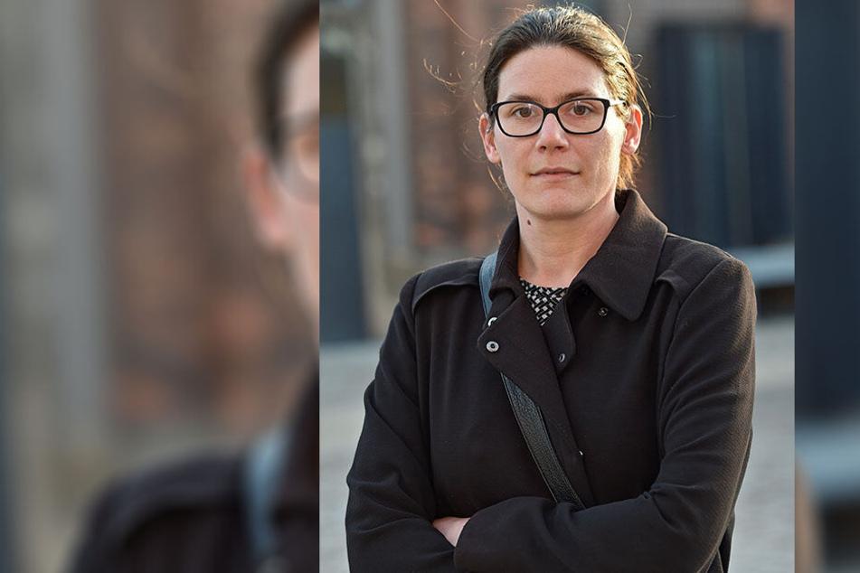 Grünen-Kandidatin Annalena Schmidt (32) steht im Ziel einer rechten Hass-Kampagne.