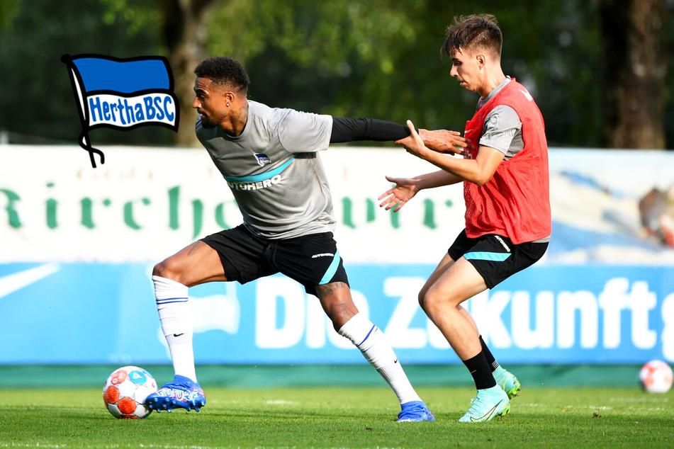 Nachwuchs-Spieler Jonas Michelbrink unterzeichnet Profi-Vertrag bei Hertha BSC