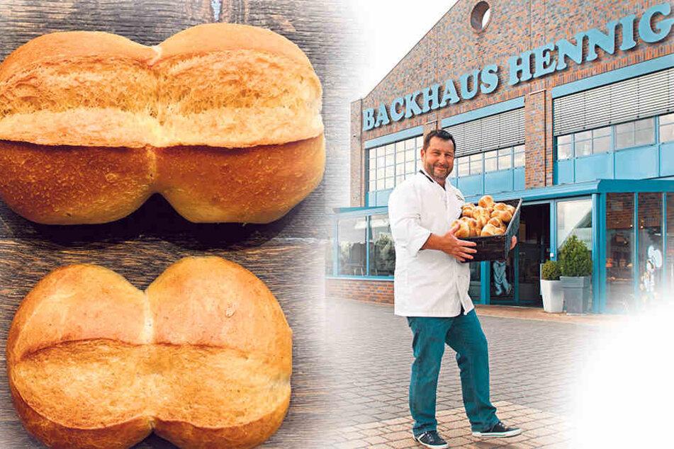 Für seine Ausbildung zum Brotsommelier widmet sich Jens Hennig dem Geschmack des Ostbrötchens.