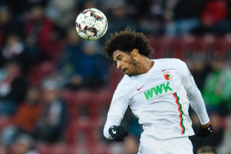 Francisco da Silva Caiuby hat noch einen Vertrag beim FC Augsburg bis Sommer 2020.
