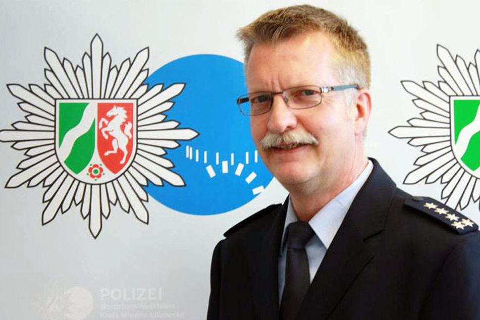 Polizeisprecher Ralf Steinmeyer kann noch nicht sagen, wie sich die öffentliche Überwachung ändern wird.