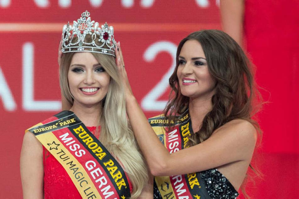 Am 18. Februar 2017 bekam Soraya Kohlmann im Europa-Park in Rust von ihrer Vorgängerin Lena Bröder die Krone aufgesetzt.