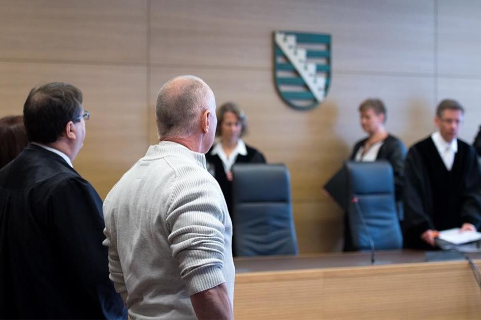 Im November 2016 wurde der Prozess vor dem Landgericht Dresden, nach erfolgreicher Revision beim BGH, schon einmal neu aufgerollt.