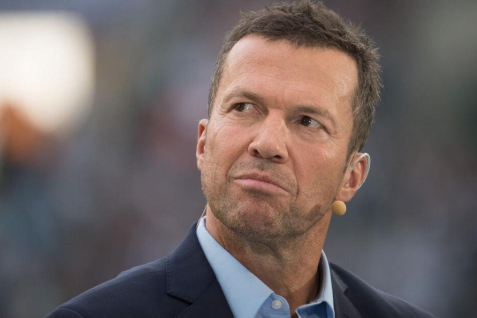 """Der Ex-Weltmeister Lothar Matthäus: """"""""Die Mannschaft ist in der Pflicht."""""""