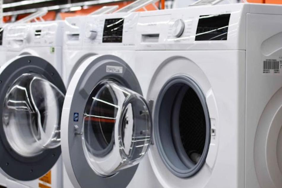 Preise bei Saturn im Keller: So viel spart Ihr jetzt beim Kauf von Waschmaschinen und Co.
