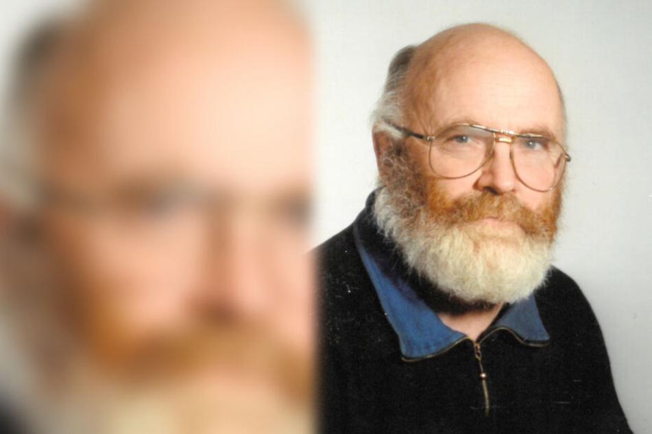 Das Foto zeigt den seit Silvester vermissten Mann.