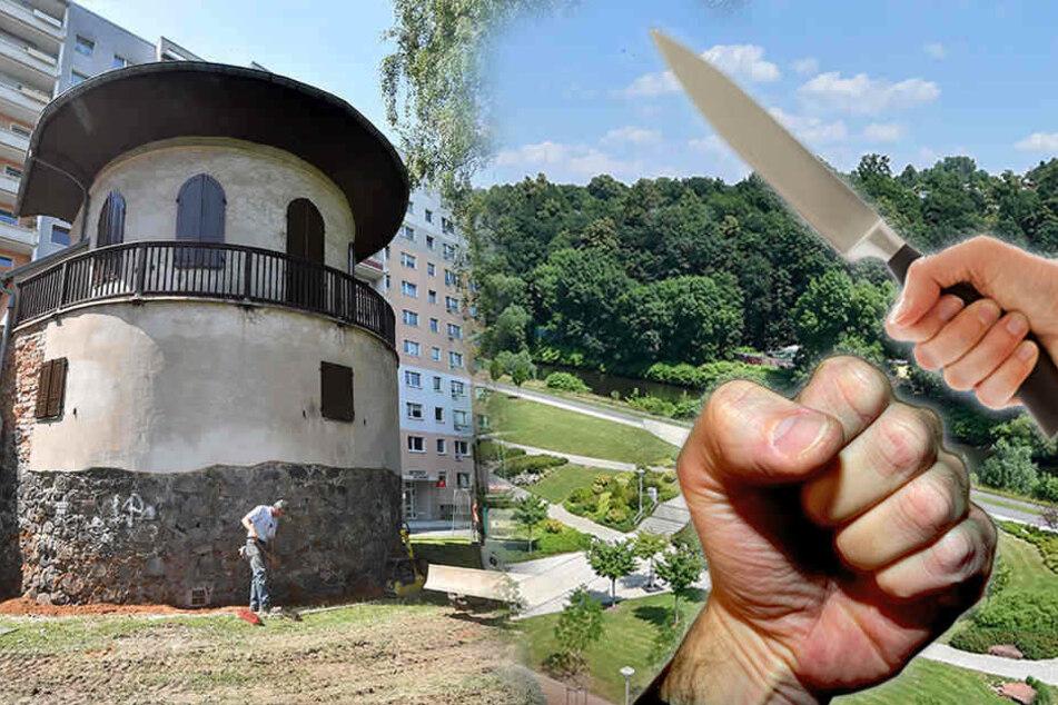 Schlägereien und Messer-Attacken: Hat Zwickau ein Gewaltproblem?