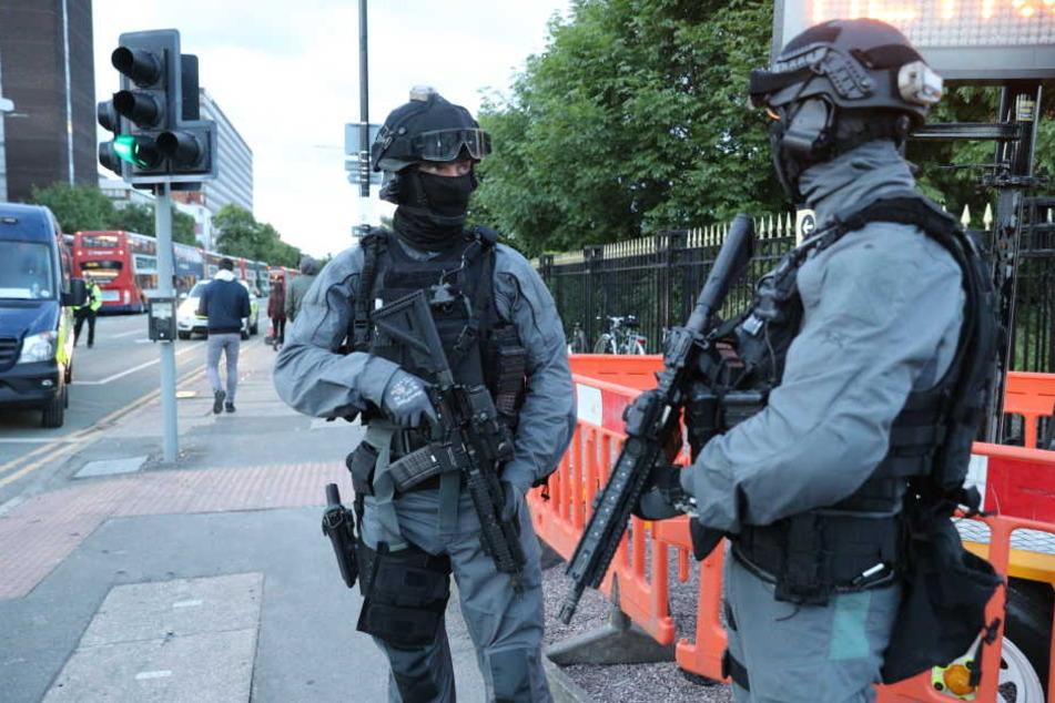 Nach den Terror-Anschlägen in London und Manchester hat es weitere Festnahmen gegeben. (Symbolbild)