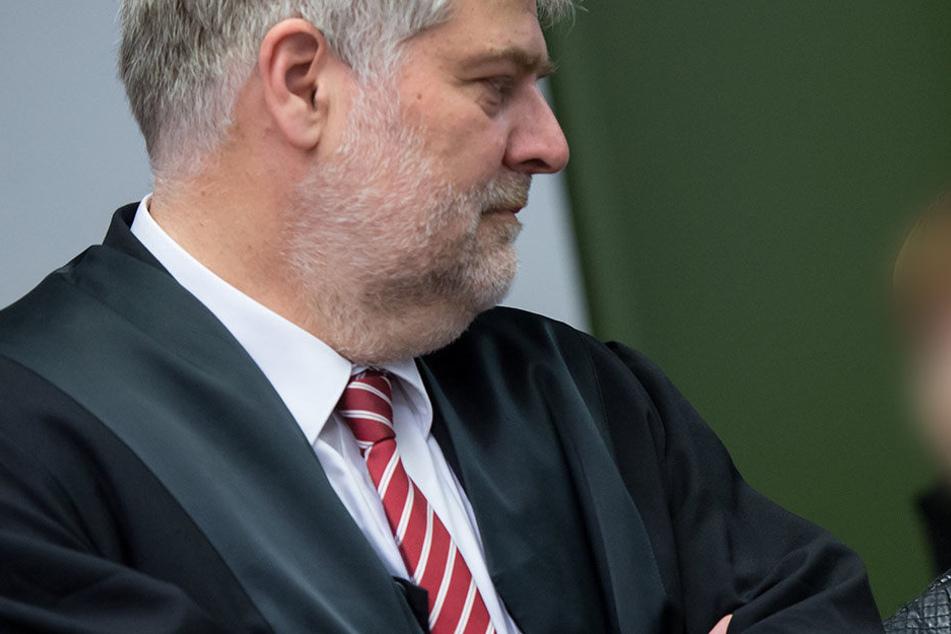 Das ist der Strafverteidiger von al-Bakr: Der Dresdner Anwalt Alexander Hübner.
