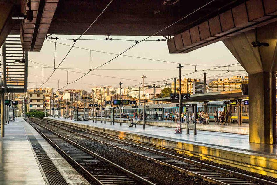 Die Tat passierte im Hauptbahnhof von Marseille.