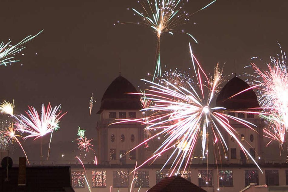 Einmal im Jahr: Pläne für Riesen-Feuerwerk in Bielefeld