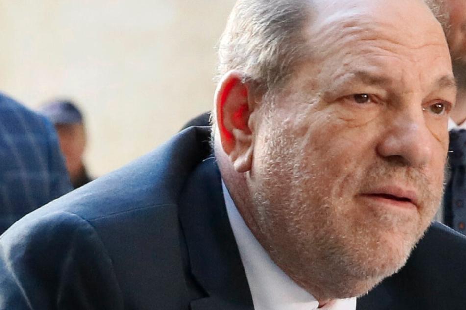 Harvey Weinstein wegen Sex-Verbrechen schuldig gesprochen