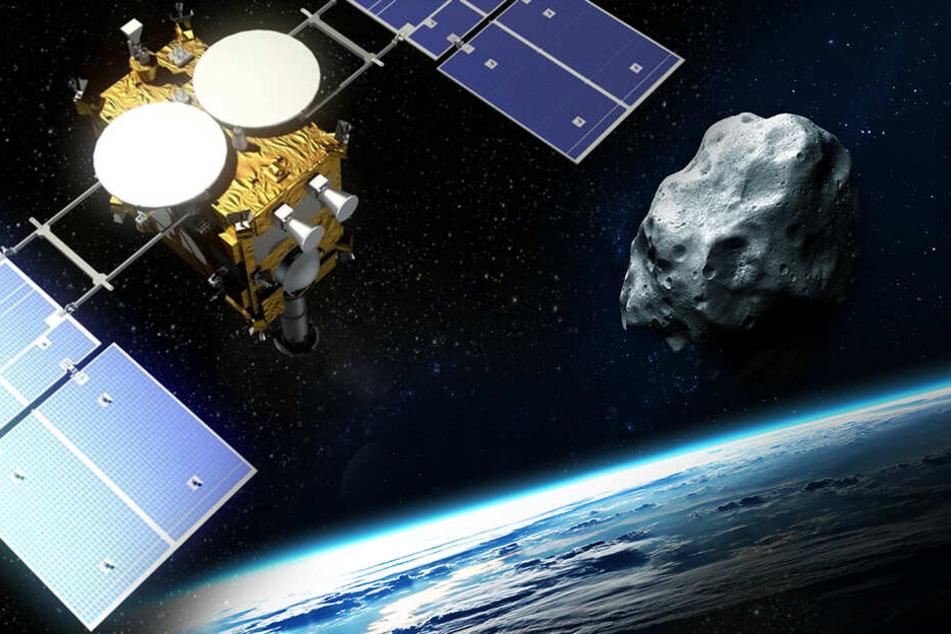 So dicht wie nie! Warnung vor Gefahr durch Riesen-Asteroid