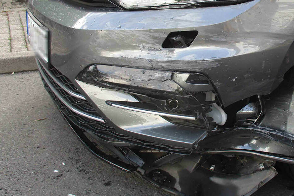 Fahndung: Unfallflucht bei 20.000 Euro Schaden!
