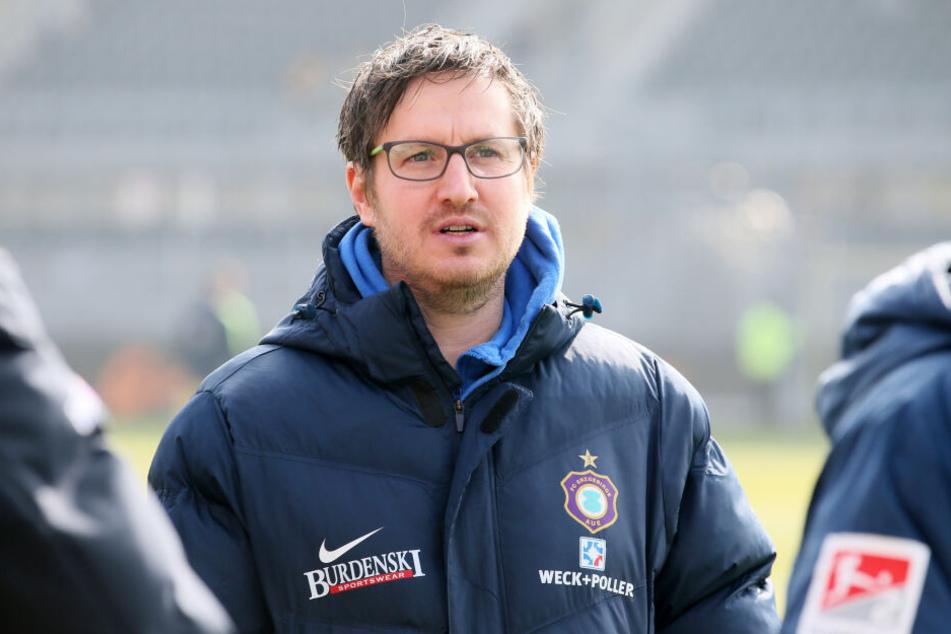 Auch Hannes Drews besuchte zuletzt einige Auer Spiele.